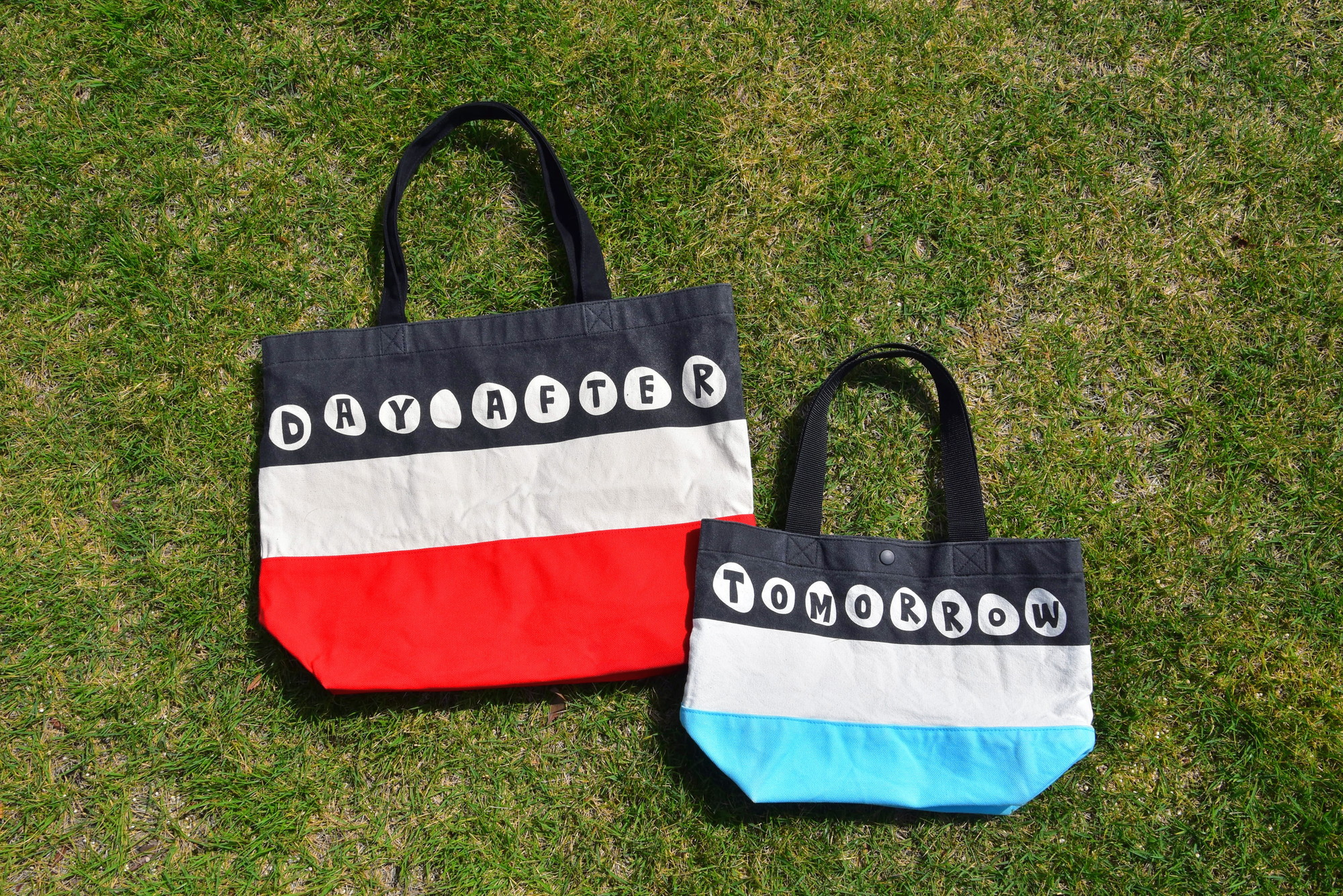 Day After Tomorrow Tote-bags