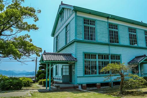 粟島海洋記念館イメージ
