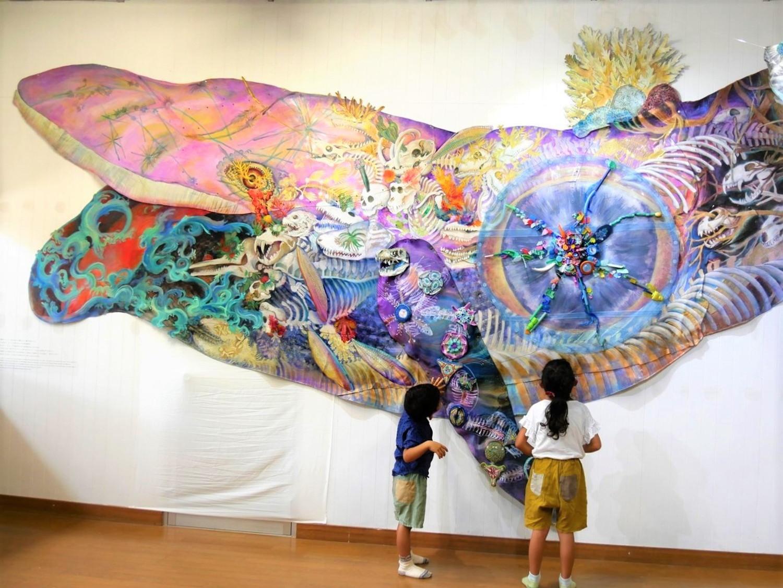 eye of whale