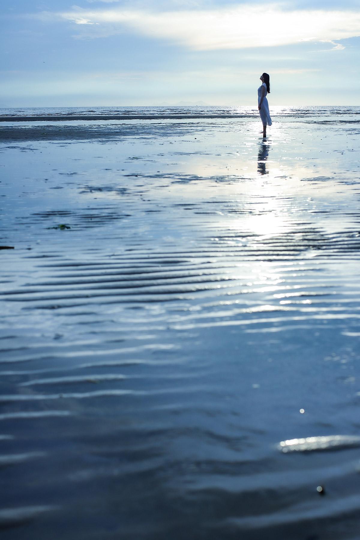 @doi_natsumi_ 「光の道」<br> [テーマ]A 自然の恵み