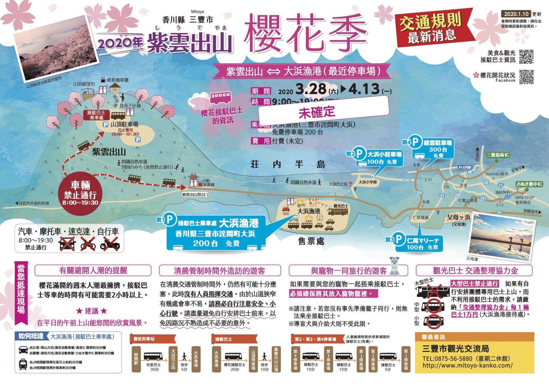 櫻花季交通規則 v2020.1.10